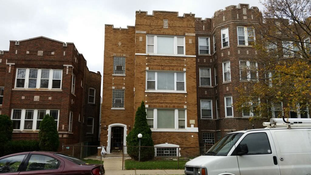 What's Available Wednesday? A Chicago Triplex!