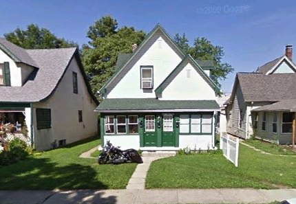 What's Available Wednesday? An Indianapolis Triplex!