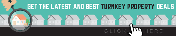 Get The Latest And Best Turnkey Property Deals