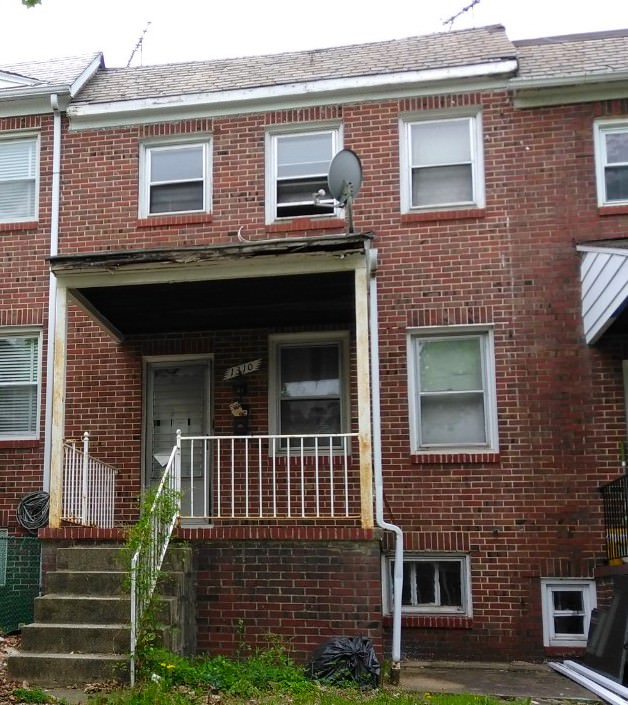 What's Available Wednesday? A Baltimore Duplex!