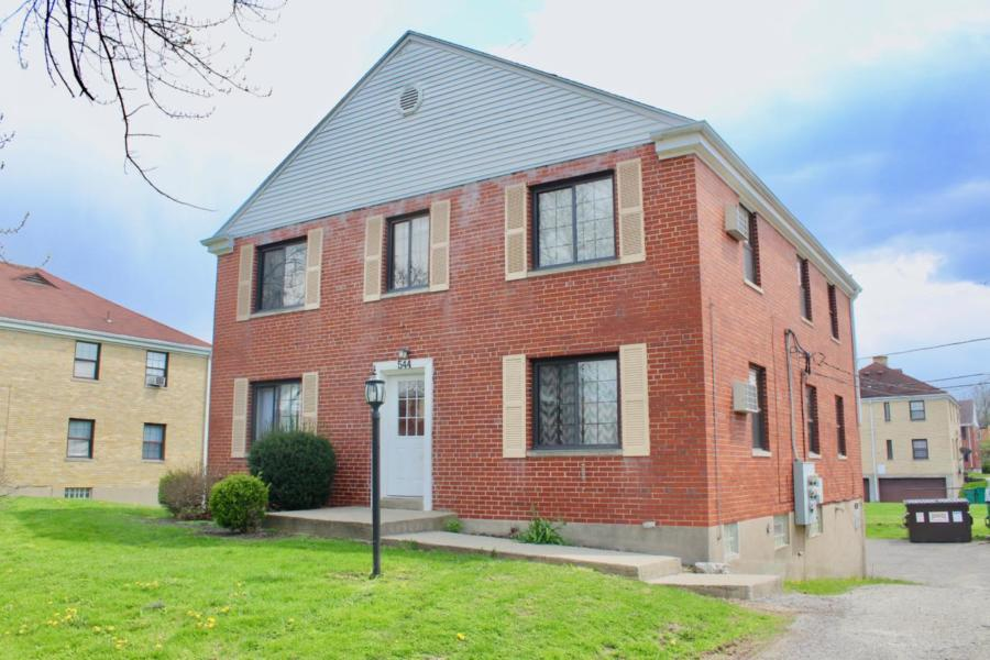 What's Available Wednesday? A Dayton Fourplex!
