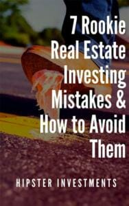 7 Rookie Investing Mistakes & How to Avoid Them