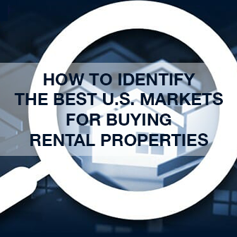 how to identify the best us markets for buying rental properties